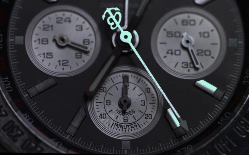modello di orologio cronografo